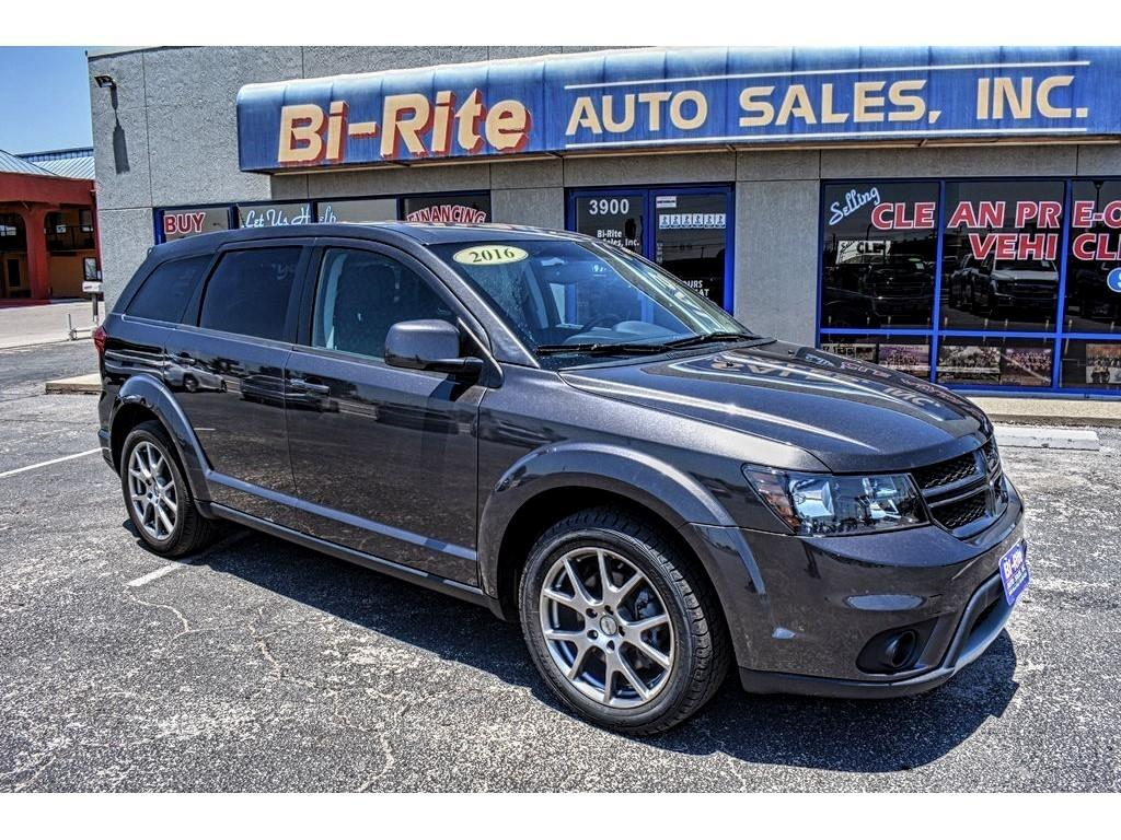 2016 Dodge Journey GREAT 3RD ROW VEHICLE VERY NICE AND PRICED TO SELL