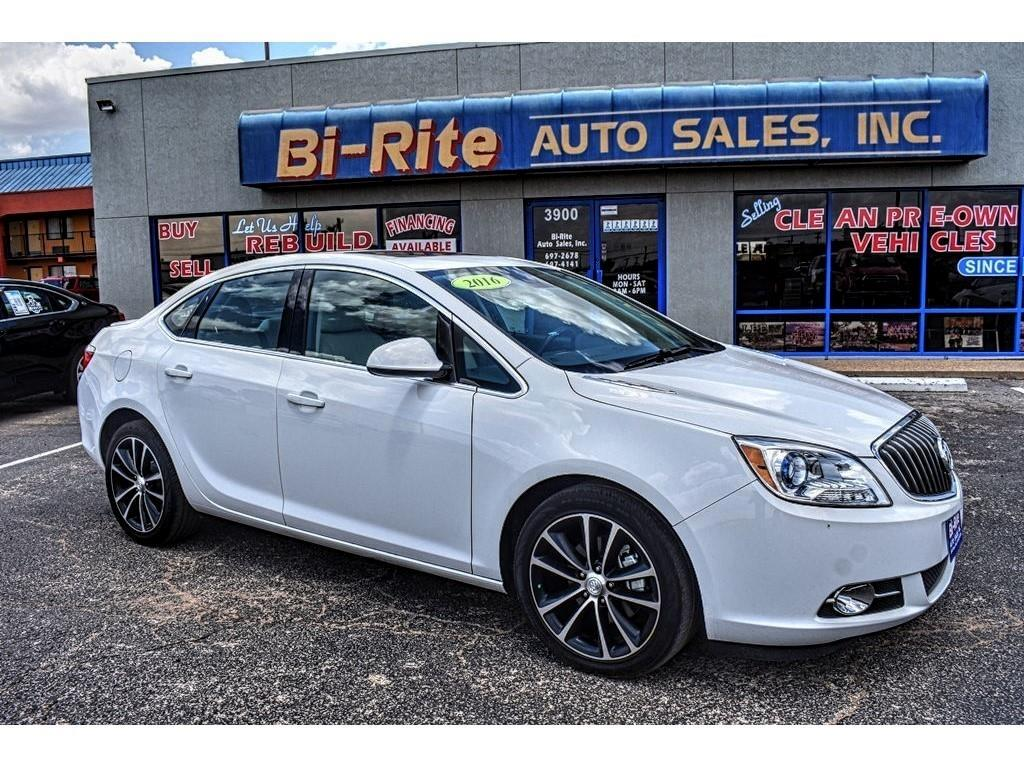 2016 Buick Verano GREAT LOOKING CAR LOW MILES AND VERY CLEAN !!!