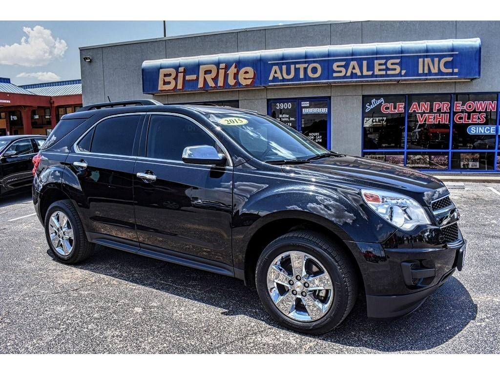 2015 Chevrolet Equinox SPORTY WITH LT PACKAGE POLISHED WHEELS
