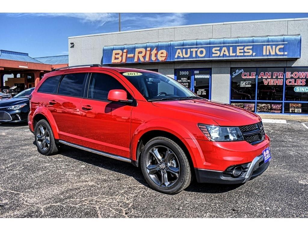 2017 Dodge Journey GREAT SUV WITH 3RD ROW VERY SPORTY