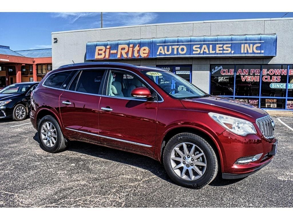 2015 Buick Enclave REALLY NICE SUV WITH GREAT RIDE MUST SEE!!!