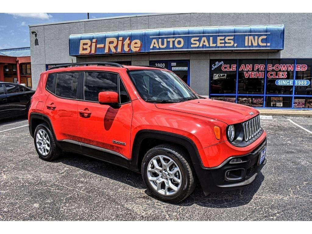 2018 Jeep Renegade AWESOME SUV VERY NICE PERFECT FIRST CAR