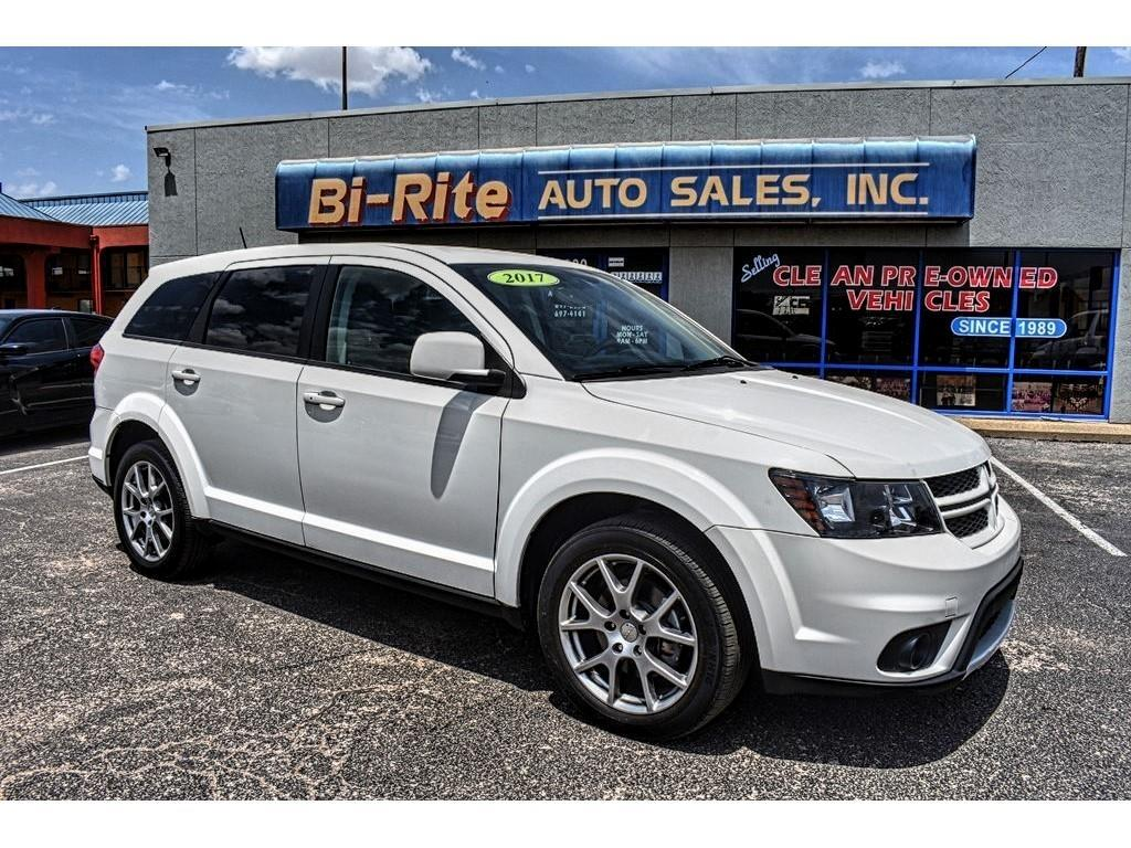 2017 Dodge Journey GREAT FAMILY SUV AWD WITH 3RD ROW VERY SPORTY