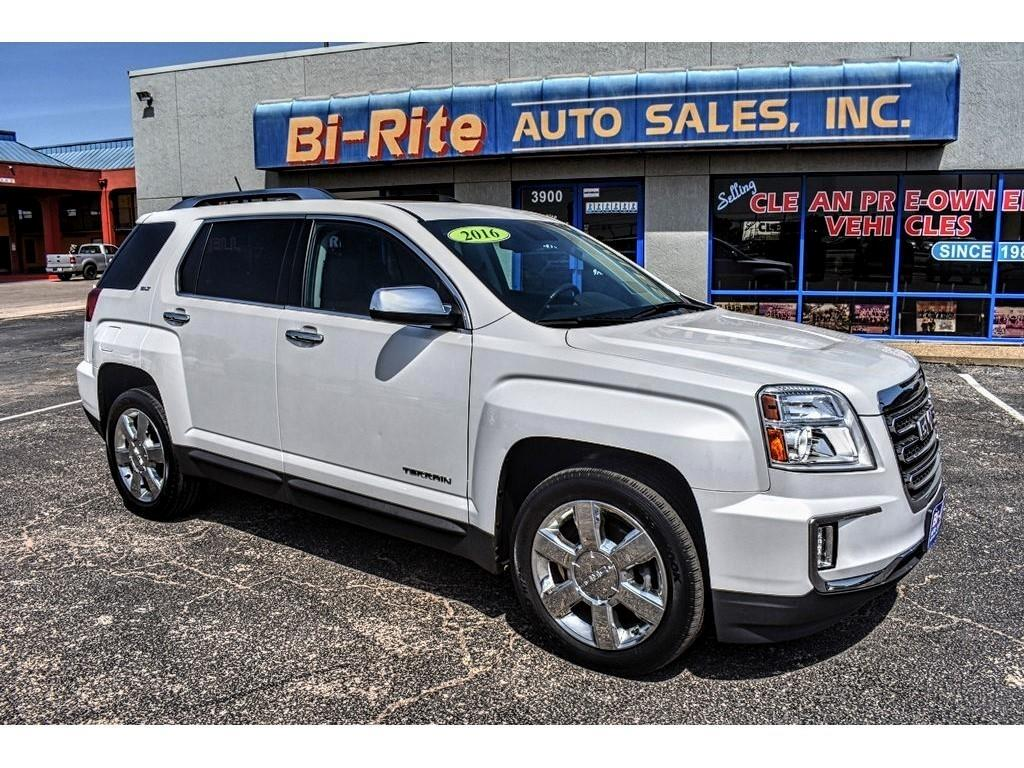 2016 GMC Terrain VERY CLASSY FULLY LOADED SUV VERY NICE MUST SEE!!!