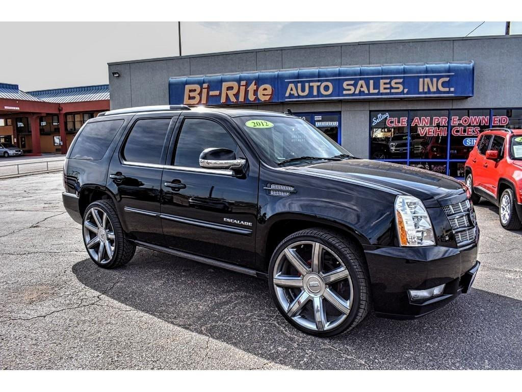 2012 Cadillac Escalade AWESOME LUXURY SUV W/ GREAT LOOK MUST SEE!!