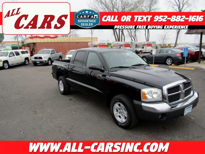 2005 Dodge Dakota SLT Quad Cab 2WD