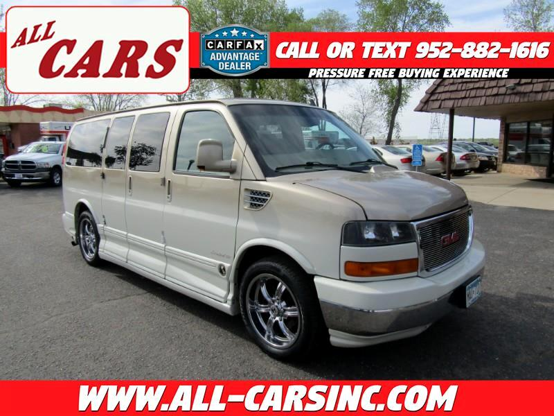 GMC Savana G1500 AWD 2010