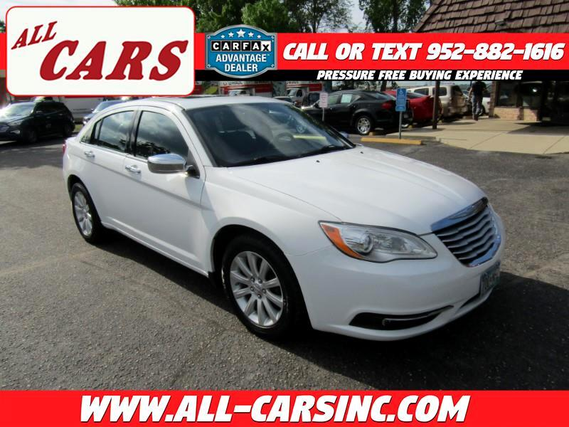 Chrysler 200 Limited 2014