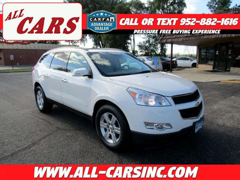 Chevrolet Traverse 2LT AWD 2012