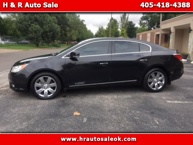 2012 Buick LaCrosse Premium Package 2, w/Leather