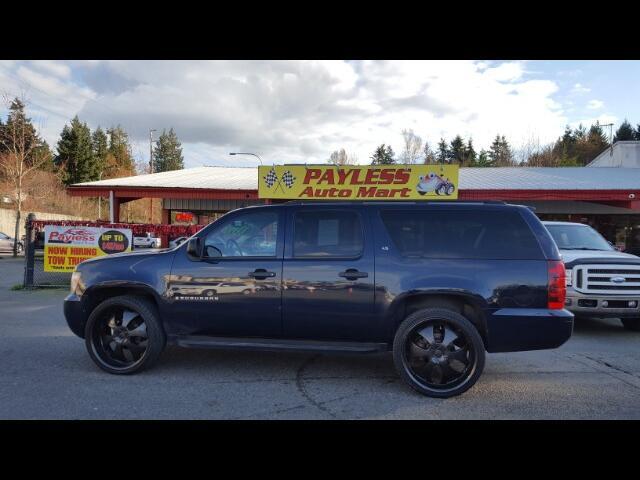 2008 Chevrolet Suburban LS 1500 4WD