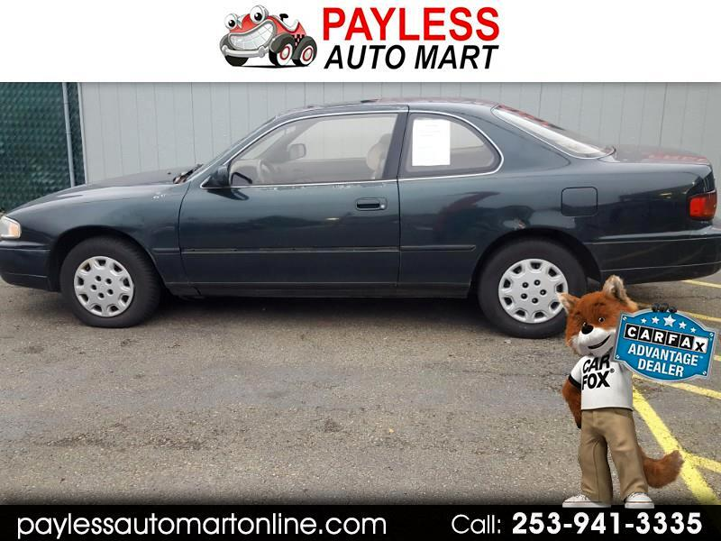 1995 Toyota Camry 2dr Coupe LE Auto