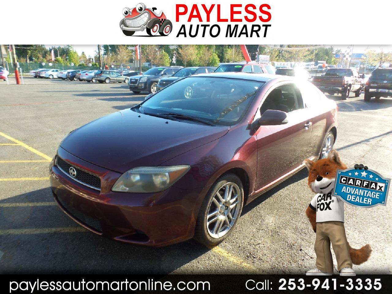 2007 Scion tC 2dr HB Auto (Natl)