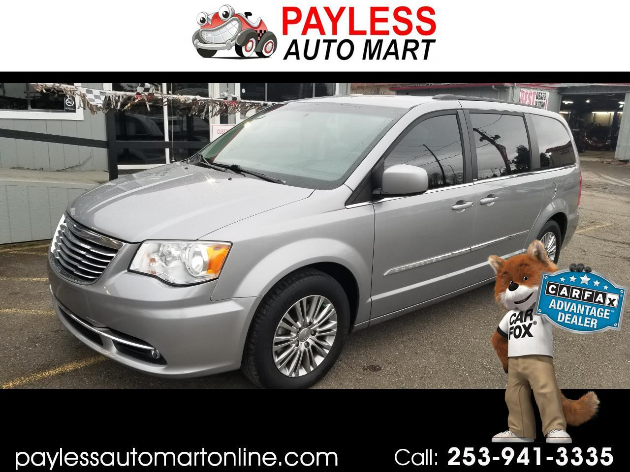 Chrysler Town & Country 4dr Wgn Touring w/Leather 2014