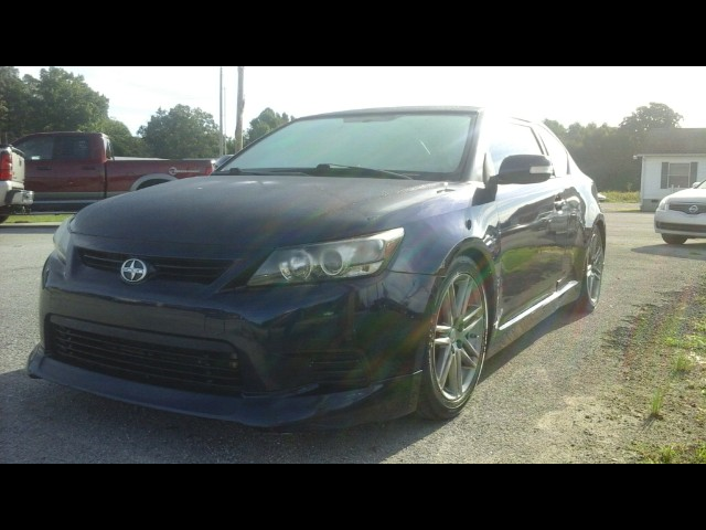 2012 Scion tC Sports Coupe 6-Spd MT