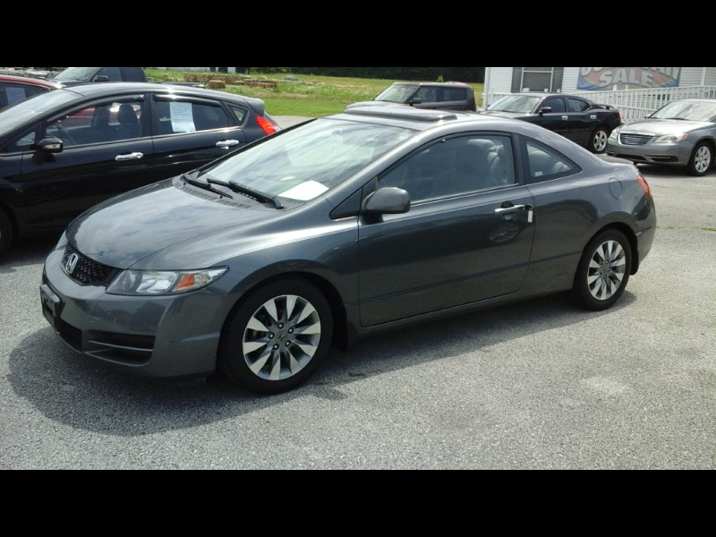 Honda Civic EX Coupe 5-Speed AT 2009