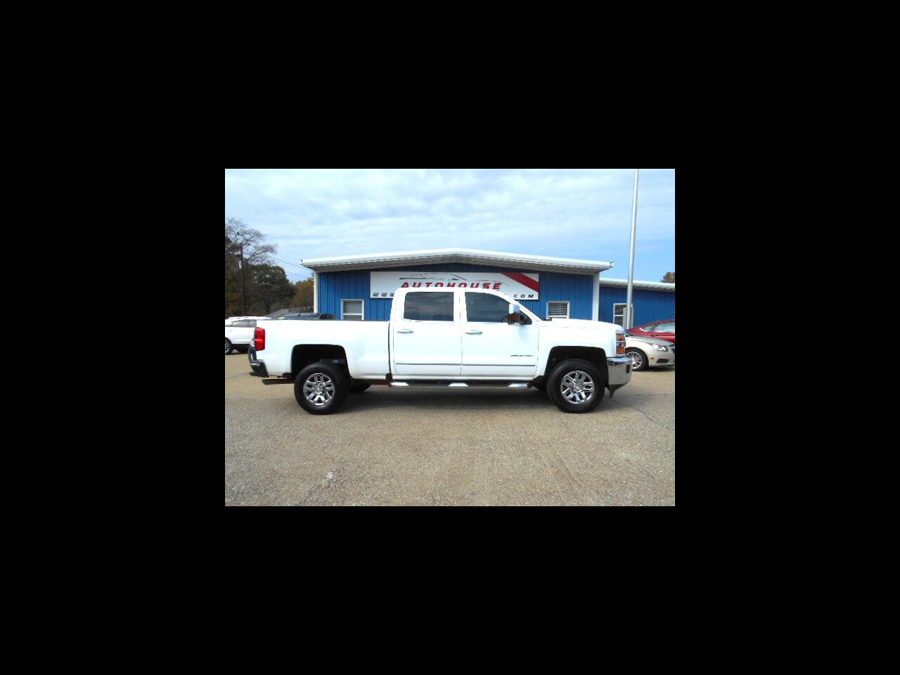 2017 Chevrolet Silverado 2500HD LTZ Crew Cab Std. Box 4WD