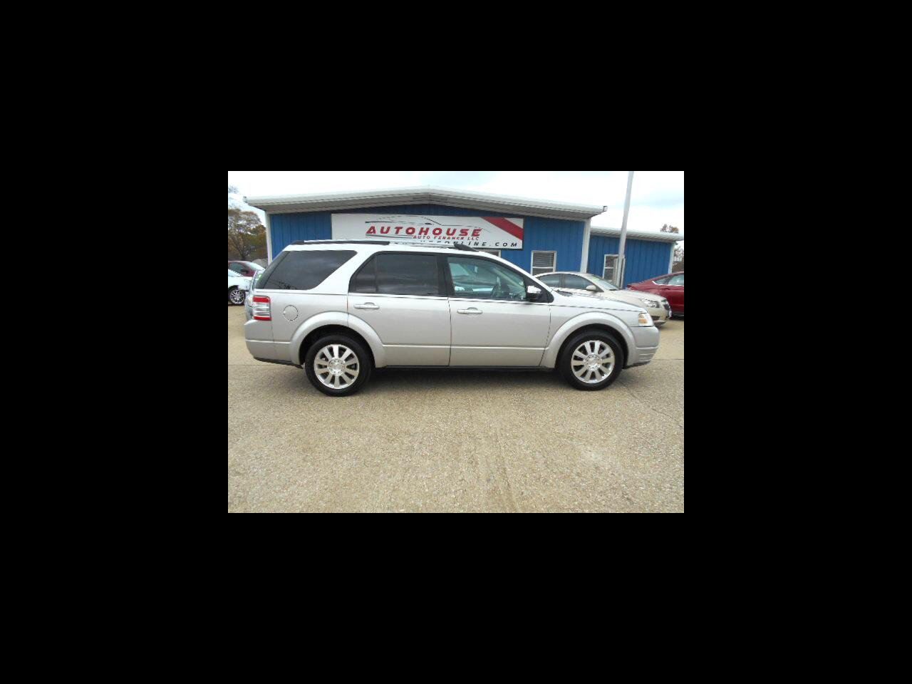 2008 Ford Taurus X Limited FWD