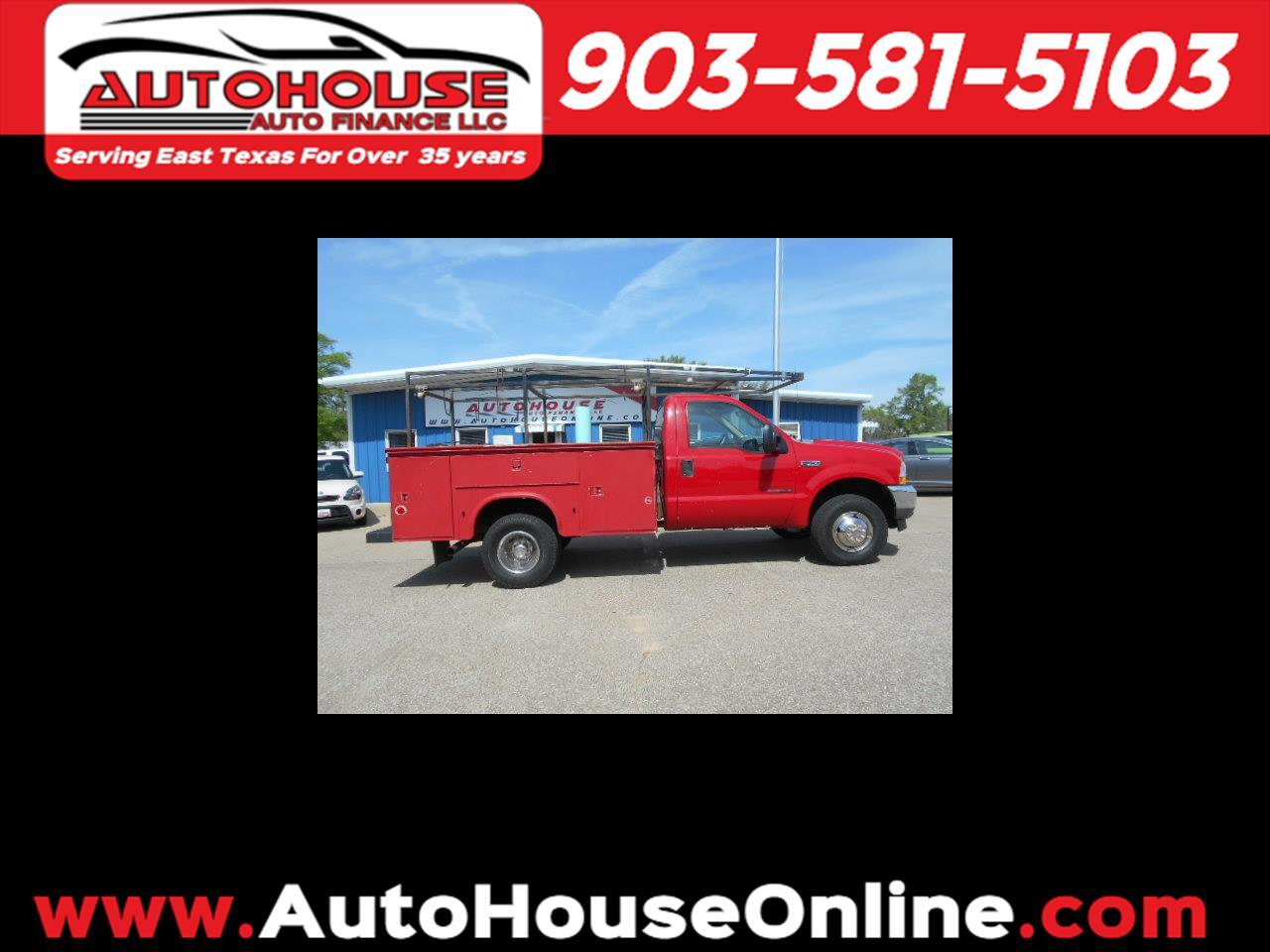 2002 Ford F-350 SD XL 4WD DRW