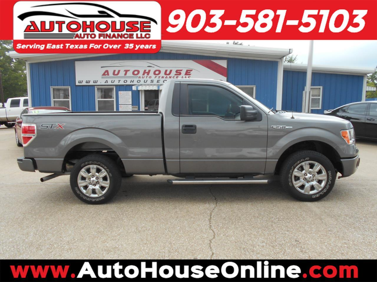 Ford F-150 STX 6.5-ft. Bed 2WD 2014