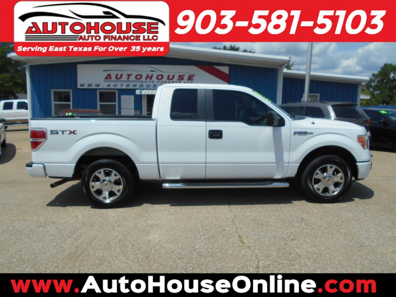 2009 Ford F-150 STX SuperCab 5.5-ft. Bed 2WD