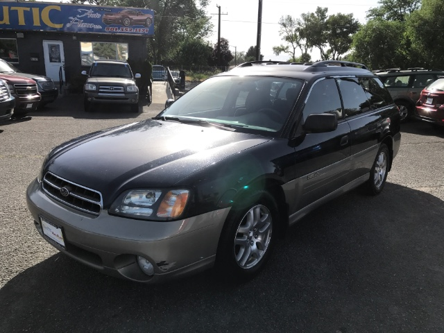 2002 Subaru Outback Wagon w/ All-weather Package