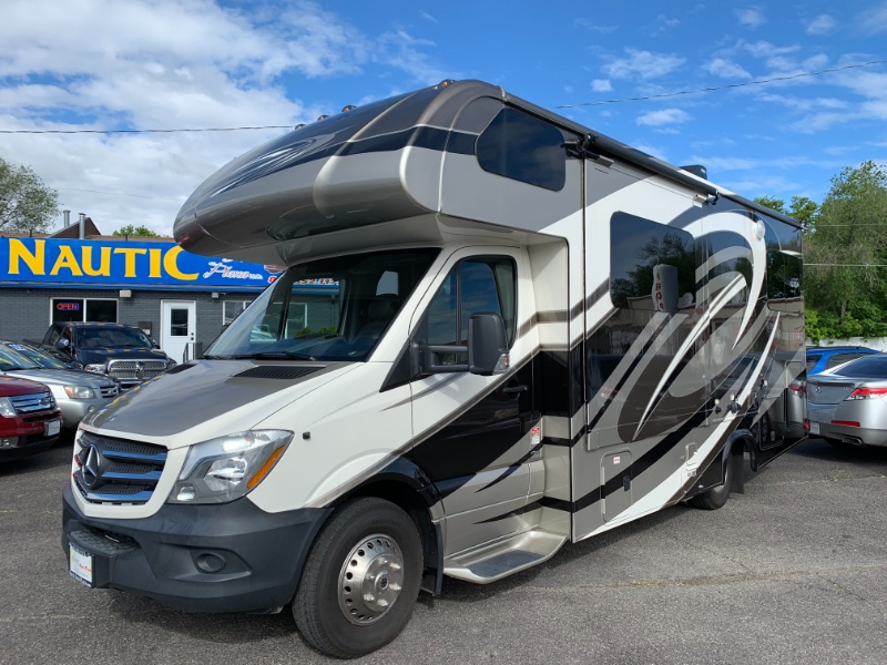 2015 Mercedes-Benz Sprinter 3500 170-in. WB
