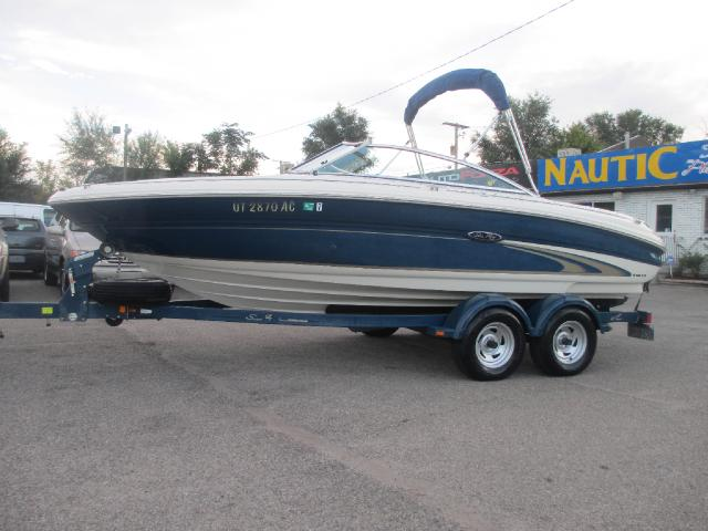 2001 Sea Ray 190 Sport Base