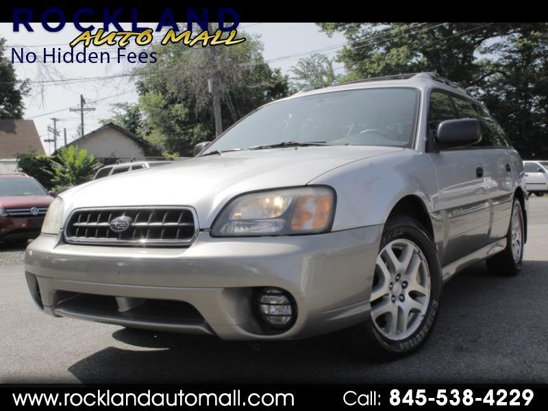 2003 Subaru Outback Wagon