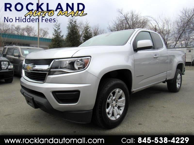 2015 Chevrolet Colorado LT Ext. Cab 2WD