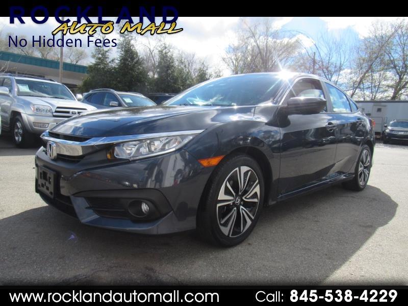2016 Honda Civic EX-T Sedan CVT