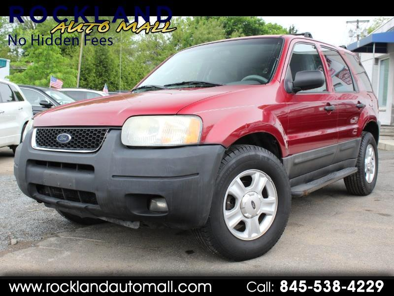 2004 Ford Escape XLT Sport 4WD
