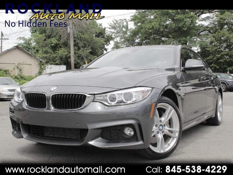 2016 BMW 4-Series Gran Coupe 435I xDrive M-Sport Package