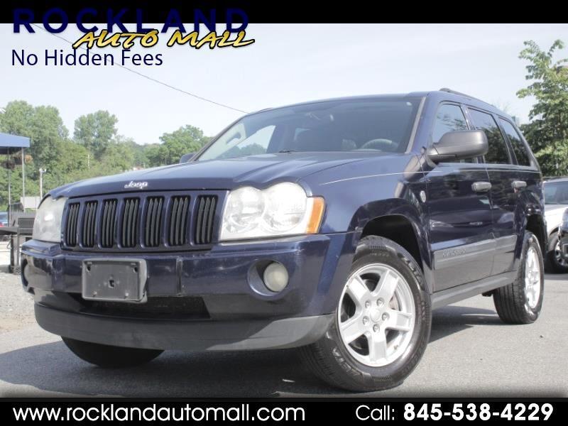 2005 Jeep Grand Cherokee 4dr Laredo 4WD