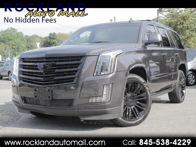 2015 Cadillac Escalade 4WD 4dr Platinum