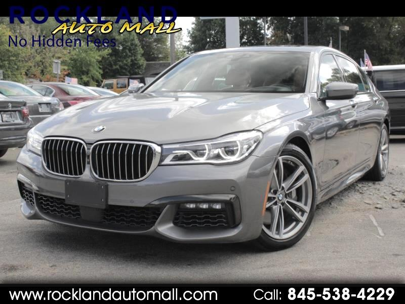 2016 BMW 7-Series 750i xDrive M-Sport Package
