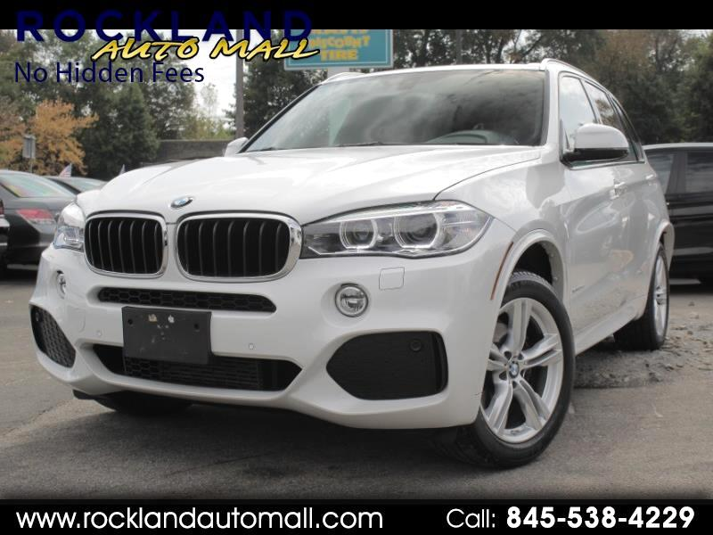 2017 BMW X5 xDrive35i M-Sport Package