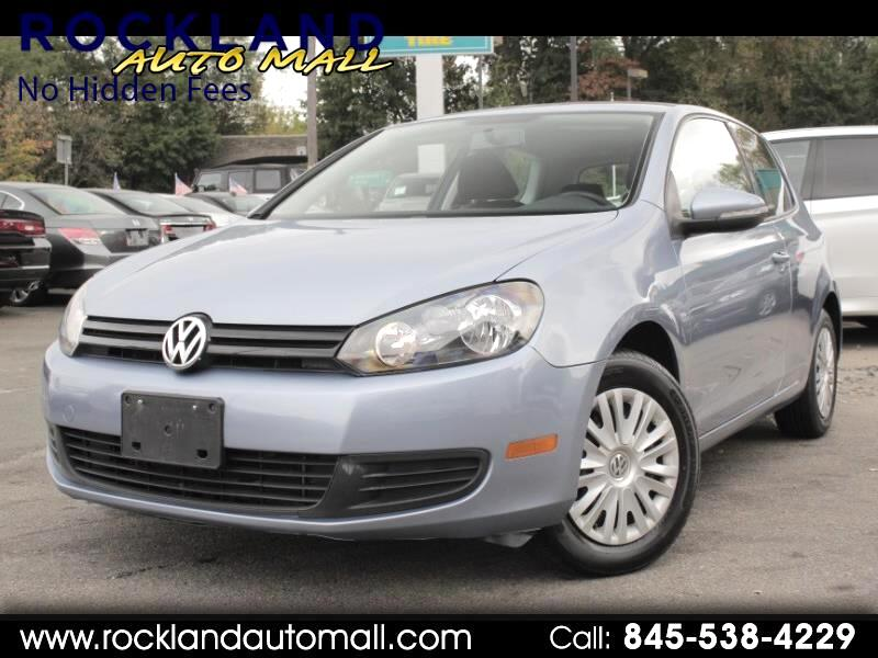 2011 Volkswagen Golf 2.5L 2-Door