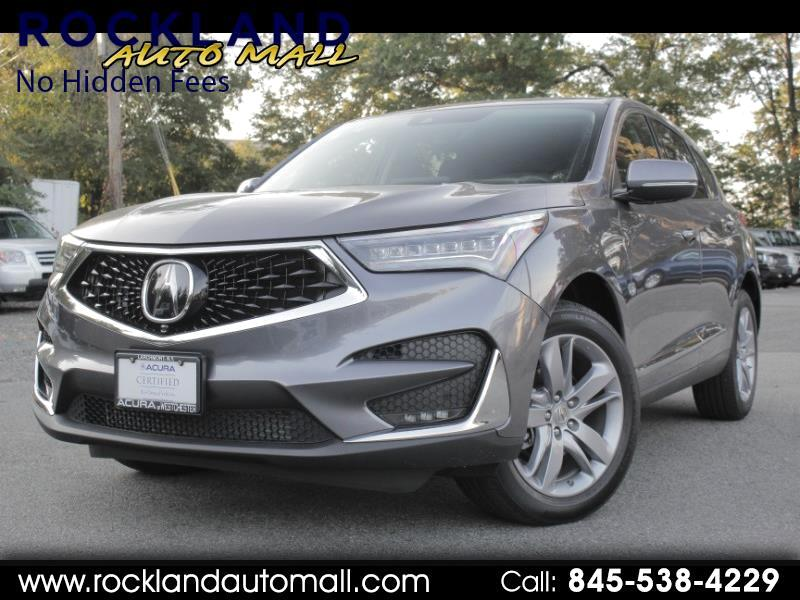 2019 Acura RDX SH-AWD w/Advance Package