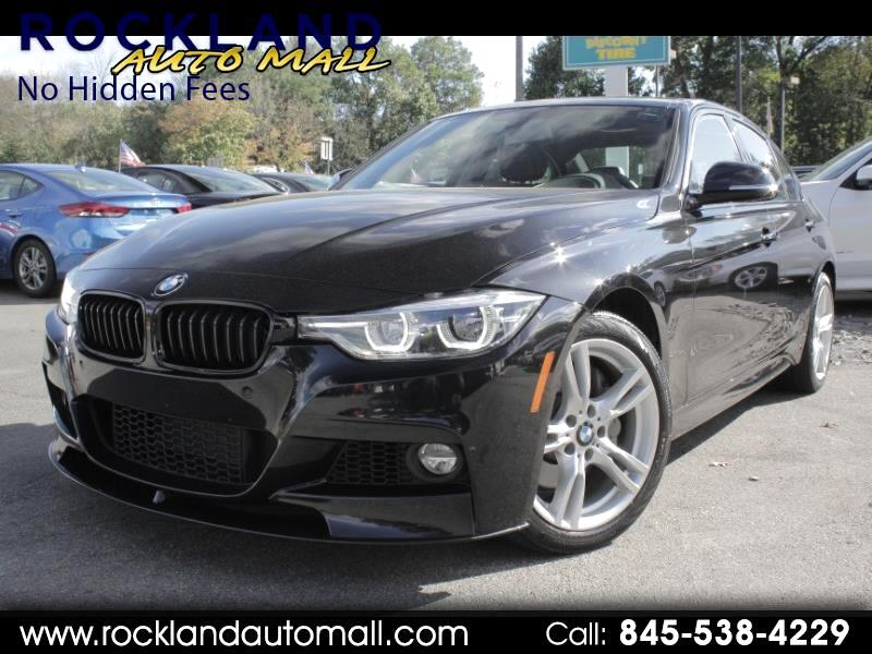 2016 BMW 3-Series 340i xDrive M-Sports Package