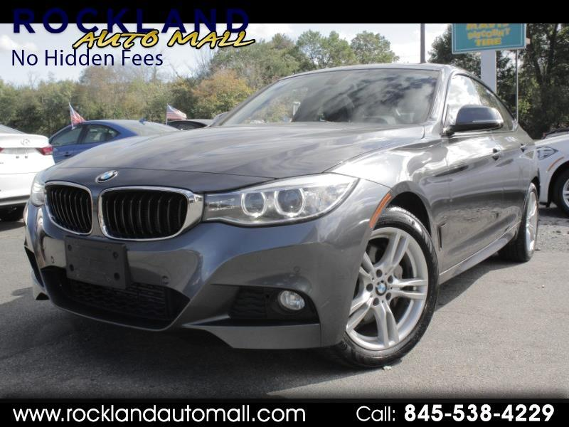 2016 BMW 3-Series Gran Turismo 335 i xDrive M-Sports Package