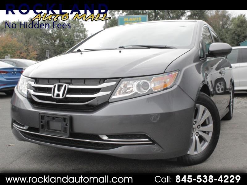 2016 Honda Odyssey 5dr EX-L AT