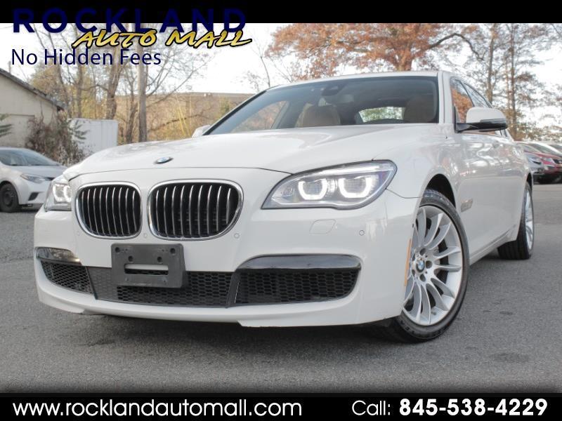 BMW Alpina B7  2015