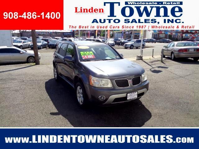 2007 Pontiac Torrent AWD