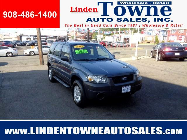 2005 Ford Escape XLS 4WD