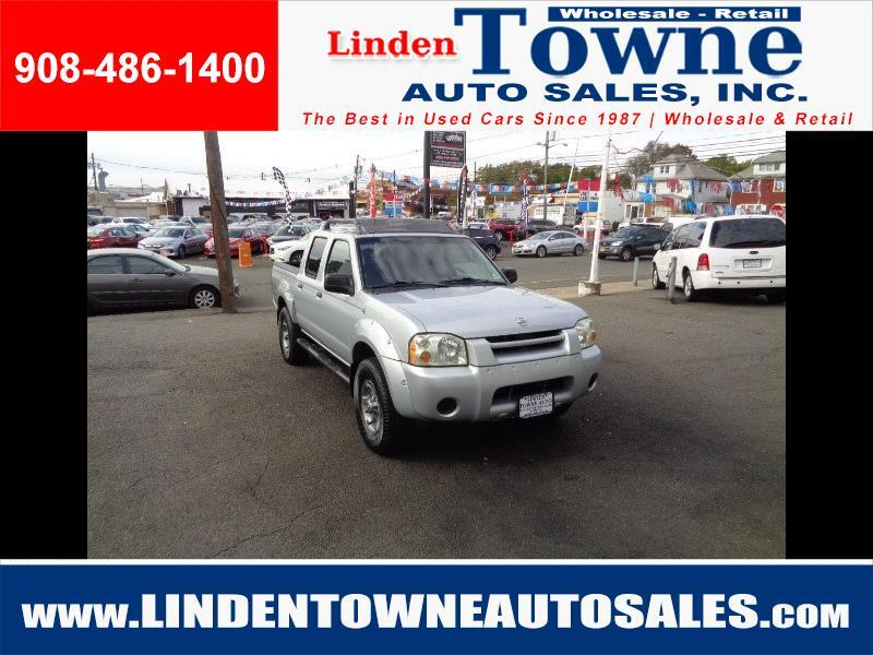 2003 Nissan Frontier XE-V6 Crew Cab