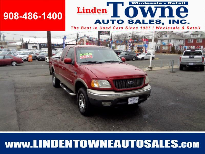 2001 Ford F-150 XLT Extended Cab Pickup