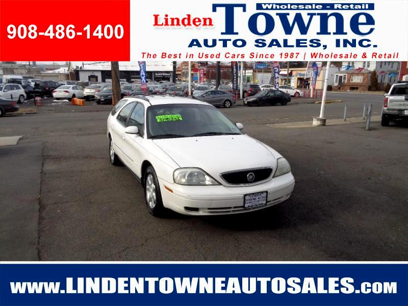 2001 Mercury Sable Wagon GS
