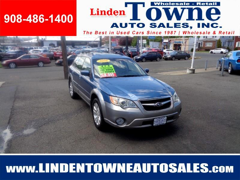 2008 Subaru Outback 2.5i Limited L.L.Bean Edition