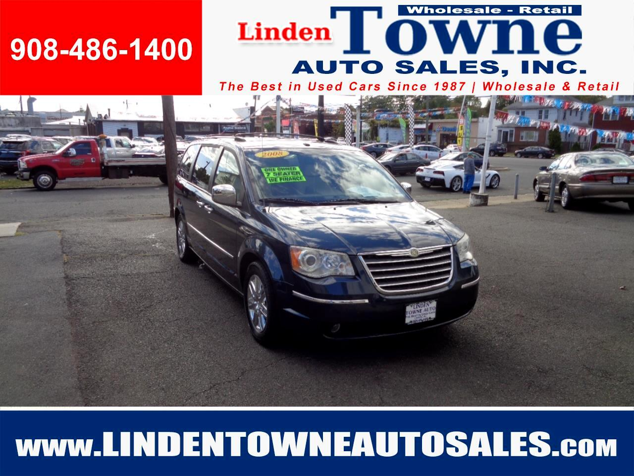 2008 Chrysler Town & Country Limited